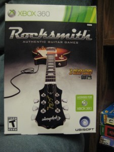 RockSmith Guitar Games makes an Awesome Christmas Present!